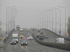 Luftbelastung Umweltplakette Crit'Air Frankreich