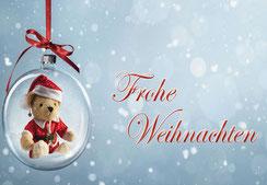 Kindern mit dem Kauf von Weihnachtskarten helfen - Kleine Patienten in Not e.V.