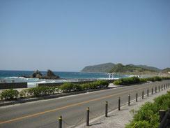 糸島の青い海を見ながら爽快に☆