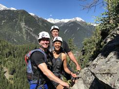 Klettersteig Sets Geierwand Stuibenfall Klettern Haiming Ötztal