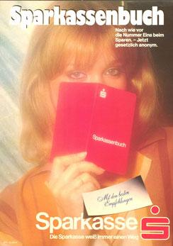 Sparkassenbuch. Mit den besten Empfehlungen Sparkasse 1977).