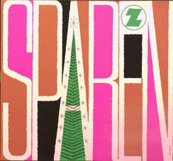 Sparen Z (Plakat für Weihnachten) (Plakat 37 x 32 cm für die Zentralsparkasse um 1962).