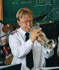 Volkhard Raetsch Stellvertretender Vorsitzender Musikzug Freiwillige Feuerwehr Henstedt-Ulzburg