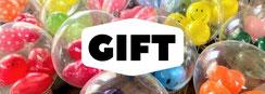 誕生日、開店、お祝いにバルーンのギフトはいかがですか