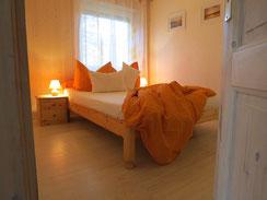 Ferienhaus MV, Schlafzimmer
