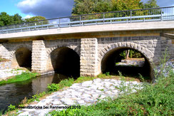 Bild: Wesenitzbrücke Seeligstadt Teichler 2018