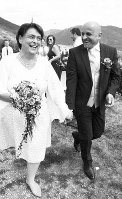 Wir haben uns - GETRAUT - am 28.08.2018 #Franz & Birgit# Muthenthaler