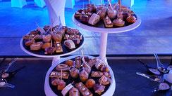 Le Buffet d'Hervé - Service traiteur en Loir-et-Cher, Région Centre-Val de Loire - Mariages, baptêmes, anniversaire, fêtes, toutes réceptions... Les buffets chauds et froids