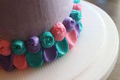 Meerjungfrauen-Torte