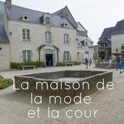 La maison de la mode et la cour, Musée des Métiers