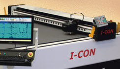 OROX Italy | 2 heads (optional) for iCon cutting machine