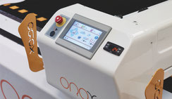 OROX Italy | Multifunction Keypad for Flexo Tailor cutting machine
