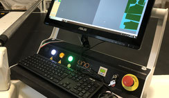 OROX Italy | Touch-screen PC for iCon cutting machine