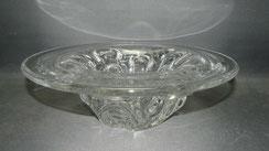 Murano Glas Schale, Ø 42,0 cm, extrem schwer 12,71 kg, Obstschale, Klarglas, , € 680,00
