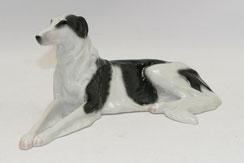 """Rosenthal, Porzellan Figur """"Windhund"""", Valentin, Kriegsmarke 1914-1918, 27,5 cm, € 250,00"""