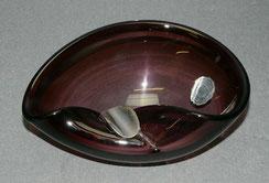 Salviati Venedig, Murano, Aschenbecher, Sterling Silber Ablage,, € 95,00