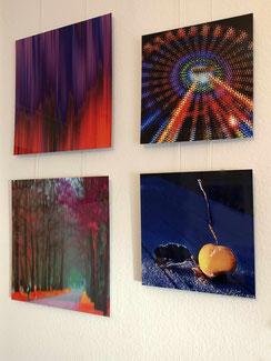 Fotokunst Gemälde, Carolin von Wolmar, limitierte Fotokunst kaufen, Alu-Dibond, Fotografie, Atelier Wiesbaden