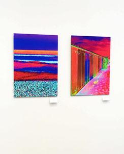 Kunst privat!, Kunstsammlung, limitierte Fotokunst kaufen, Atelier, Galerien, Fotokünstler, street art, Carolin von Wolmar, freie Künstlerin, Artclub Edition, Grafikbrief