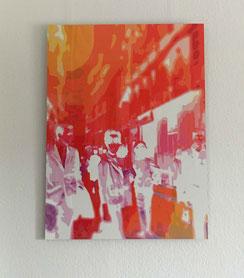 """In Paris"", 60x80 cm, limitierte Fotokunst, 20 Expl."