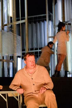 Bernd Hölscher // Herr John // Die Ratten // Staatstheater Kassel