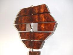 Baum-Uhrwerk-Standuhr-Skulptuhr-Uhr-Kunstwerk-Skulptur von künstlerstein.de Mathias Rüffert