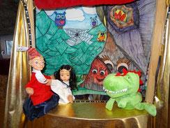 Kasperlitheater mit Annette Flury-Jegge