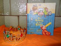 Musikmärchen König in der Kiste mit Annette Flury-Jegge