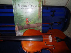 Musikmärchen Kleiner Dodo mit Annette Flury-Jegge