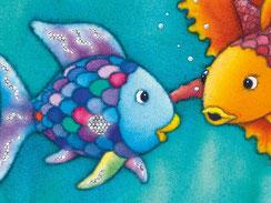 Musikmärchen Der Regenbogenfisch mit Annette Flury-Jegge