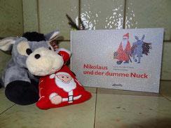 Musikmärchen Nikolaus und der dumme Nuck mit Annette Flury-Jegge