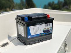 24 Volt Lithium Batterie