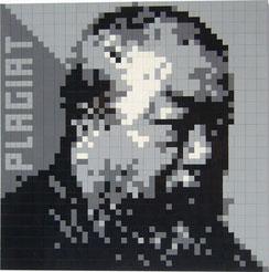 EL EGO, AI WEIWEI, 2019, Lego, 3+1, 40x40cm