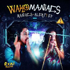 WAKOMANIACS - MANIACS ALERT
