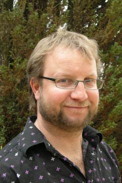 Fabian Winiger, Steinmetz Geschäftsführer und Gründer der Firma
