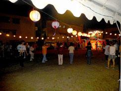 盆踊り大会(加美東児童遊園にて)