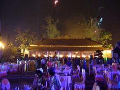 王宮の夜会