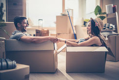 Vermietung Immobilien, Wohnung