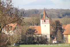 Kirche Habelsee