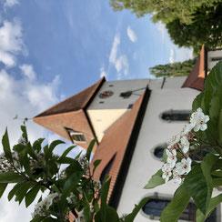 Kirche Mörlbach