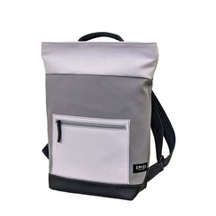 Rucksack Nylon grau EM-EL Collection