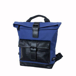 Rucksack schwarz Nylon EM-EL Collection