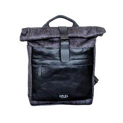 Sonora 1 klein dunkel-grau mit PC Fach 26x30x8 cm