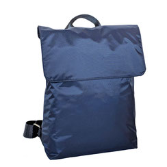 Nylon Rucksack blau EM-EL Collection