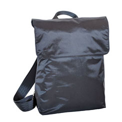 Nylon Rucksack schwarz Tomy EM-EL Collection