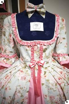 historisches Kostüm, Marie Antoinette Kostüm
