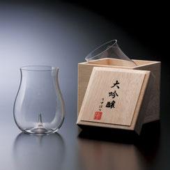うすはりのガラスは味を繊細に感じることができます。