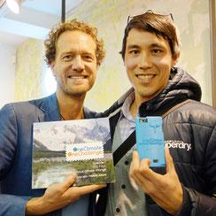 Bas van Abel, fondateur de Fairphone :-)