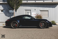 PORSCHE 991.2 GTS