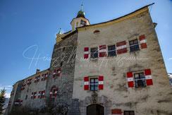 Lassing/Stmk./Austria/Burg Strechau