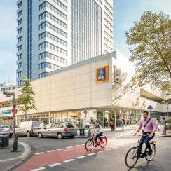 Aldi, Königsallee, Düsseldorf